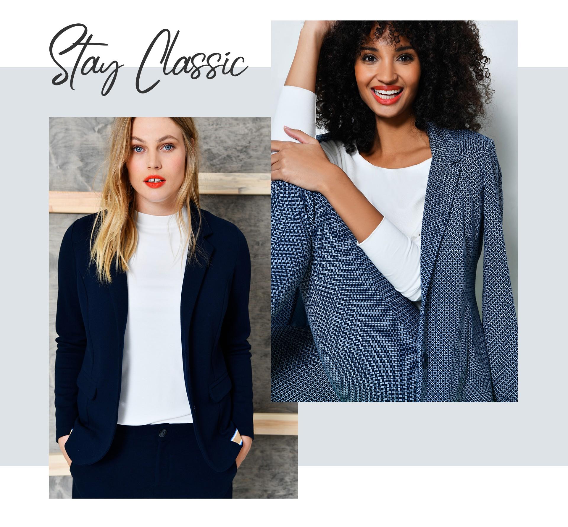 Klassiek, cool of cosy – Blazers combineren   Street One Blog